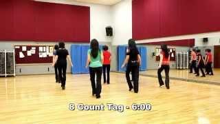 Suite 215! - Line Dance (Dance & Teach in English & 中文)