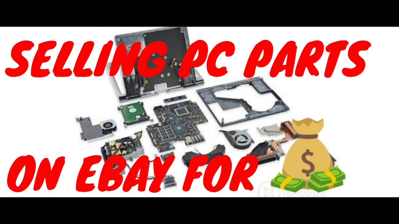 How To Tear Apart A Computer To Sell Parts On Ebay Dell Power Edge 1800 Youtube