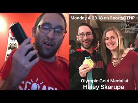 Olympic Gold Medalist Haley Skarupa joins SportsOTHP