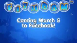 Fishdom Goes Social! Play on Facebook!