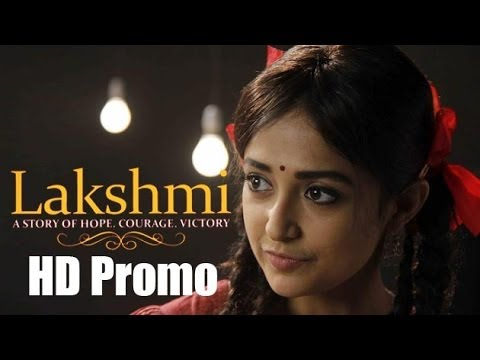 'Lakshmi' HD Promo | First Look | Monali...