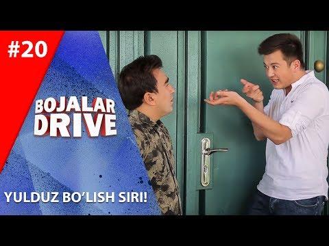 Bojalar Drive 20-son YULDUZ BO'LISH SIRI!