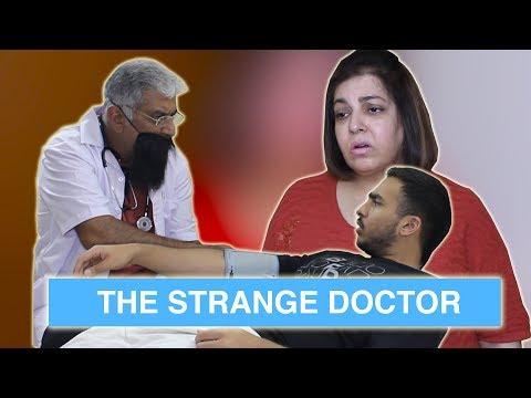 The Strange Doctor |  Super Sindhi