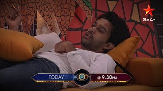 #Abijeet about #Monal..Right or Wrong?? #BiggBossTelugu4 Today at 9:30 PM on #StarMaa