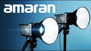 Introducing Amaran: The Ultimate Light for Content Creators