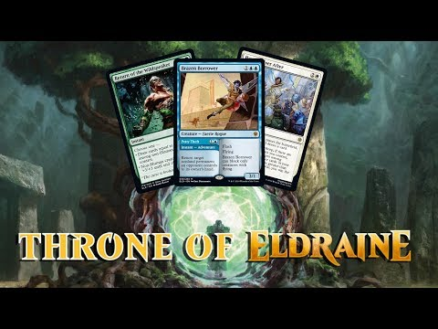 Daily Throne of Eldraine Spoilers — September 19, 2019   Happily Ever After!