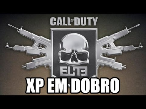 Double XP De Graça No MW3! Call Of Duty ELITE