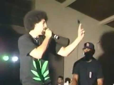 Cypress Hill in Santa Cruz California 199?