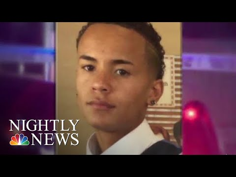 Police: Suspect Fatally Stabbed 17-Year-Old Over Rap Music | NBC Nightly News
