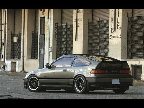 550 HP Honda CRX 1990 Vs 120 Civic 1992 Hatchback