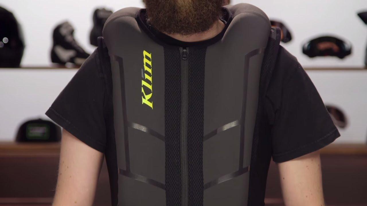 Smart Motorbike Airbag Vest Protection – Klim Ai-1 Technology