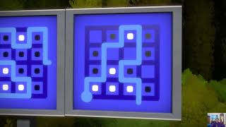 The Witness: Take 2 co-playing with game design class