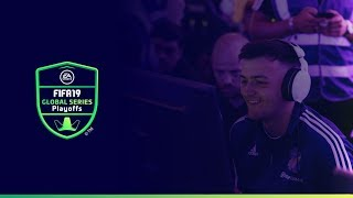 FIFA 19 Global Series Xbox One Playoffs - Day 2