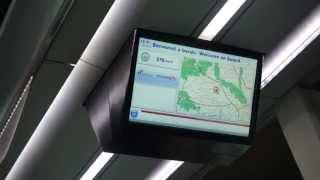 Поезд идет со скоростью 300 км в час