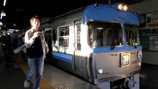 京王井の頭線3000系3028F急行渋谷行き 久我山駅