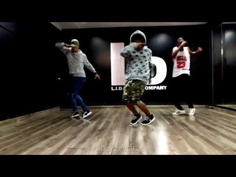 AIDONIA - YEAH YEAH CHOREOGRAPHY BY WACKY#danzallmasta #LIDdanceVIDEOS