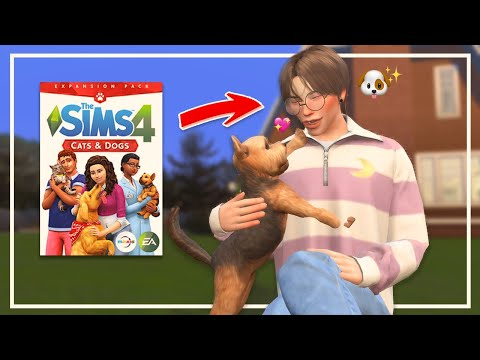 i made a sim for EACH EXPANSION PACK (w/ cc links) || part 1 |