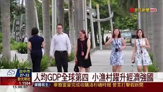 【非凡新聞】辦川金會搏曝光 新加坡再登上國際焦點