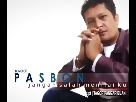 PASBON  karna ku cinta kau  ( cover )