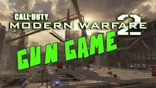GUN GAME WTF? (MW2) | TBNRKENWORTH
