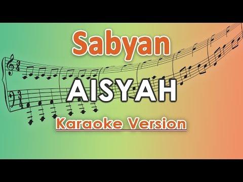 sabyan---aisyah-(karaoke-lirik-tanpa-vokal)-by-regis