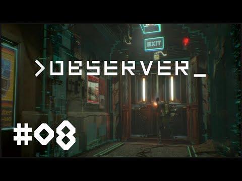 Observer #08 - Cyber PTSD