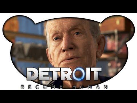 Detroit: Become Human #03 - Menschlicher als der Mensch (Let's Play Gameplay Deutsch)