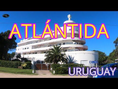 ATLÁNTIDA la Capital turística de la Costa de Oro. Uruguay