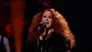 Janet Devlin shoots for Guns N' Roses - The X Factor 2011 Live Show 3 (Full Version)