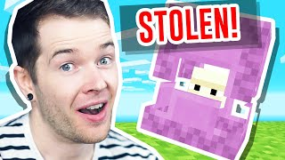 I STOLE a Shulker from The End in Minecraft Hardcore!