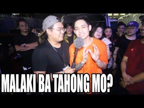 MALAKI BA TAHONG MO? ft. Michael Pangilinan & Xander Ford