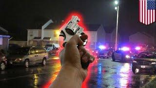 Connecticut shooting: gunfire at Trumbull Gardens apartment complex kills 1, injures 8 - TomoNews