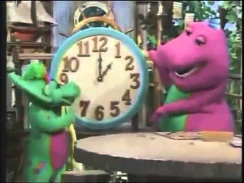 Barney y Sus Amigos Los Relojes Tic Tac