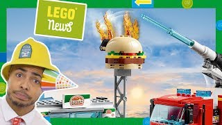 ALL 24 NEW LEGO City 2019 Sets: Fire, Sky Police, Snow, Racer, Yacht, Plane & More! LEGO News 2019