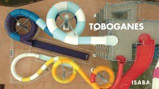 Globales Bouganvilla ISABA  - Toboganes