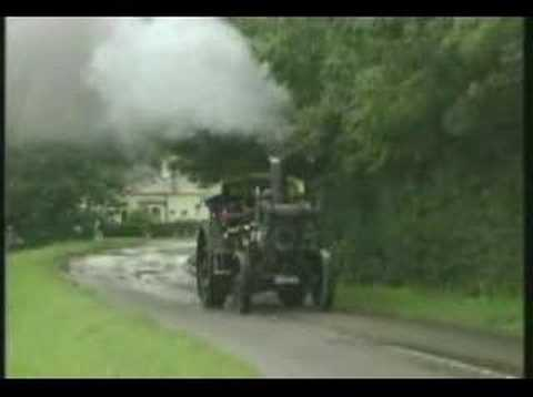 The Heritage Store: The Steam Road Locomotive - Trailer 3