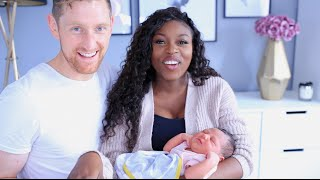 MY LABOUR & DELIVERY STORY| INTRODUCTION TO BABY GRACE
