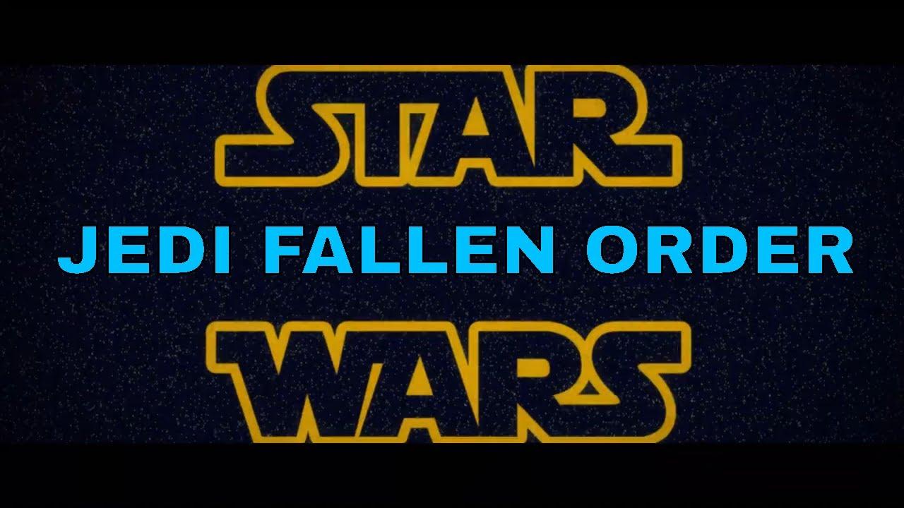 Jedi Fallen Order - 1977 Retro Styled Title Crawl Mod