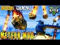 GTA 5 METEOR SHOWER MOD! (GTA 5  Funny Moments)  Grand Theft Auto Gameplay Video