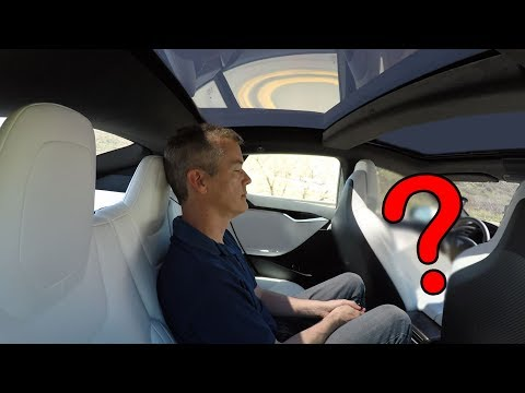 Full Self Driving Easter Egg. Tesla Autonomy Day!
