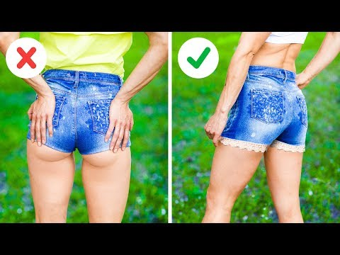 25 CLOTHING HACKS THAT WILL CHANGE YOUR LIFE thumbnail
