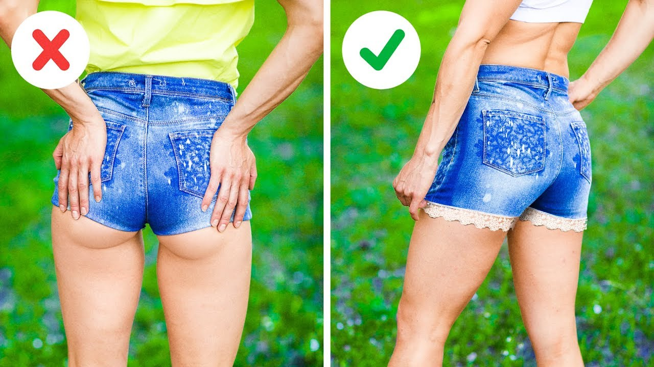 25 CLOTHING HACKS THAT WILL CHANGE YOUR LIFE 2
