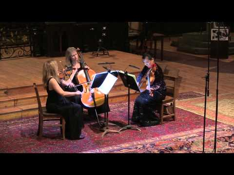 Trio Arkel, Jean Sibelius  Suite in A major, Andante con moto