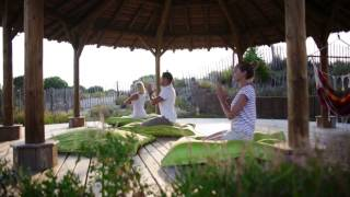 Quartier des Secrets - Camping Yelloh! Village Les Petits Camarguais - Grau du Roi - Gard