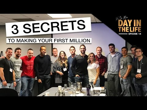 3 Secrets Millionaire Fitness Entrepreneurs Know Revealed (& Learn How To Start An Online Business!)