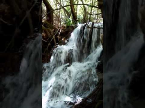 Waterfall in kurdistan-duhok