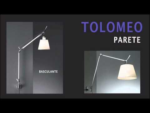 Studioluce presenta tolomeo family lampade by artemide youtube