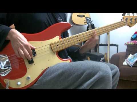 Stevie Wonder - Contusion - Bass