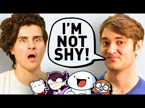 I spent a day with FAMOUS YOUTUBE ANIMATORS (ft. TheOdd1sOut, Jaiden, SomethingElseYT & Illymation)