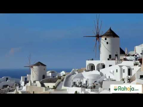 Oia Vacation Travel Guide Greece